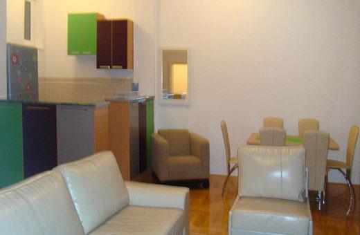 Living room, Hostel Mali - Novi Sad