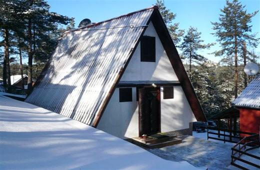 Weekend cottage, Divčibarska Vikendica - Divčibare