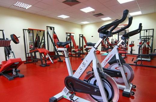 Gym, Hotel President - Belgrade