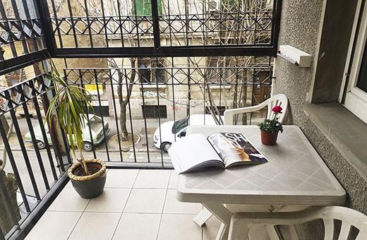 Terrace, Apartment Skadarlija 2 - Belgrade